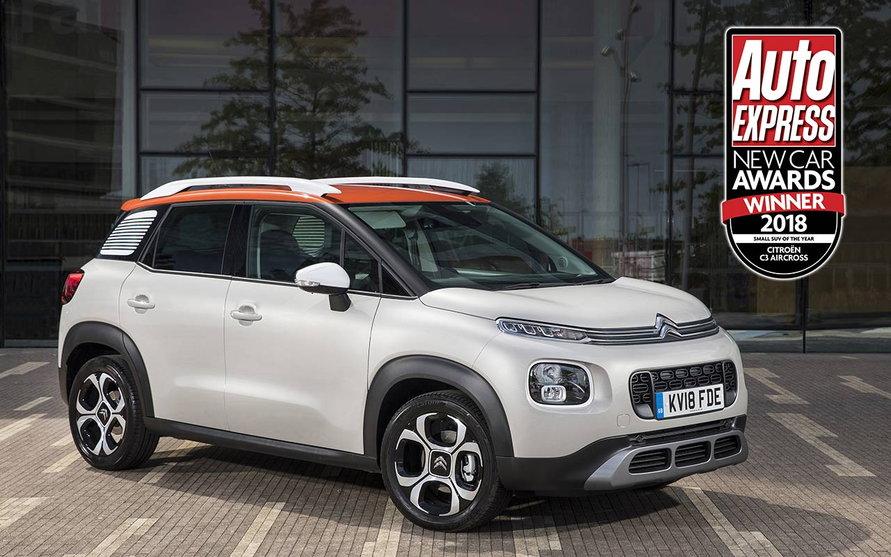 citroen-c3-aircross-auto-express-small-suv-of-the-year-2018