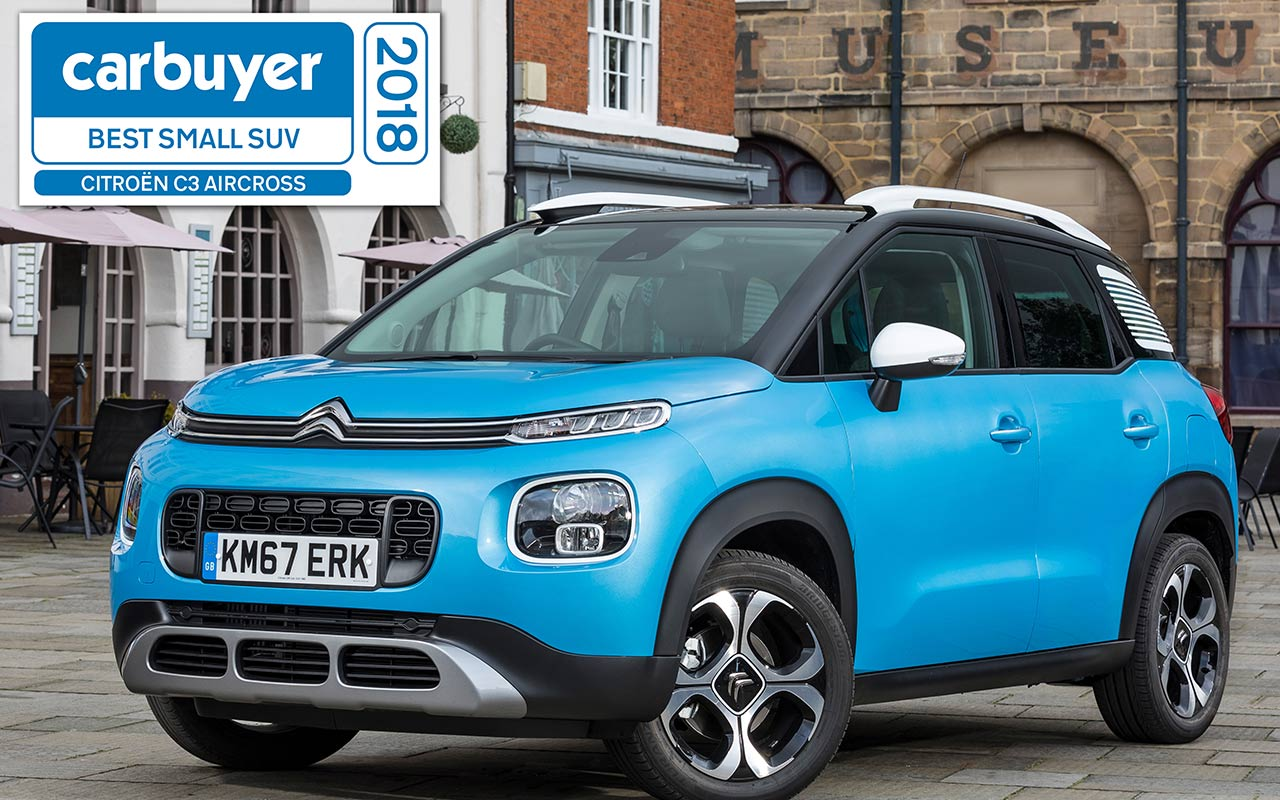 citroen-c3-aircross-carbuyer-best-small-suv-2018